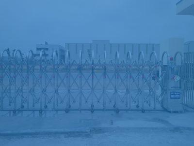 Cổng xếp cao 1,2-1,4m